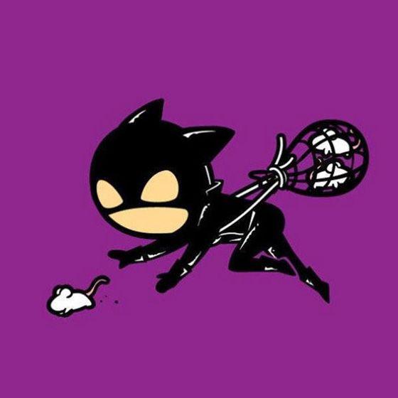 Kwikku, Catwoman