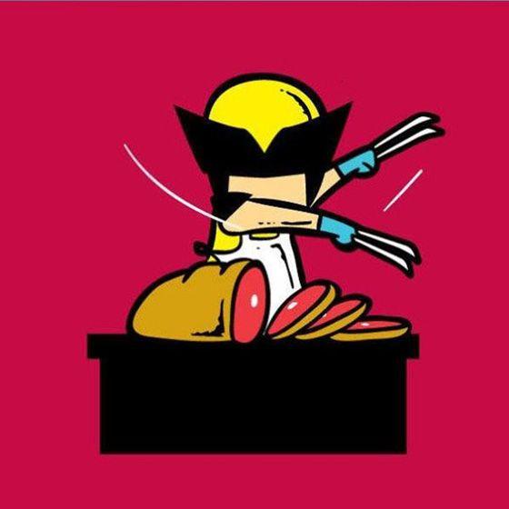 Kwikku, Wolverine