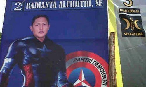 Kwikku, Captain America