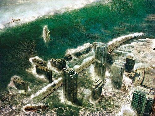 Kwikku, Tsunami
