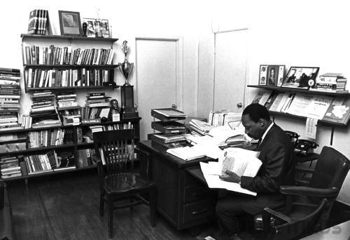 Kwikku, Martin Luther King Jr Aktivis