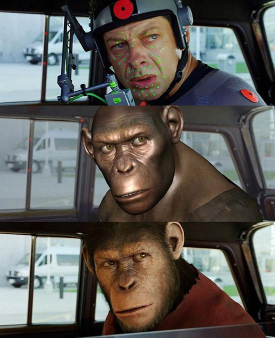 Kwikku, Rise of the Planet of the Apes