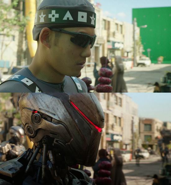 Kwikku, Robocop