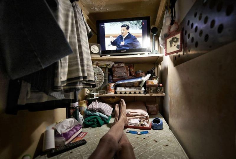 Kwikku, Ruang tidur sekaligus ruang santai
