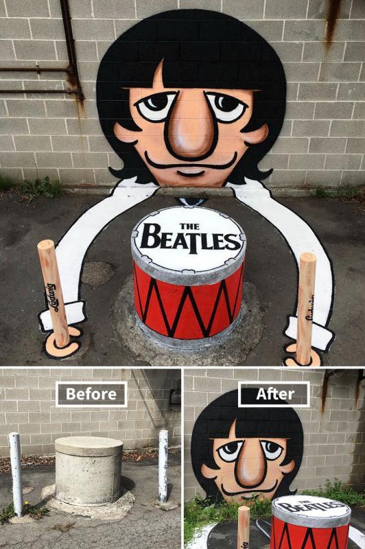 Kwikku, The Beatles
