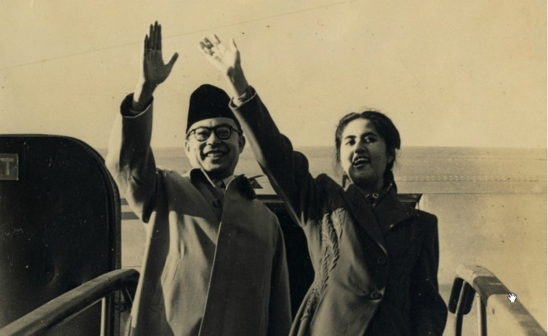 Kwikku, Cinta itu selalu menemani seperti Rahmi Rachim yang sangat setia menemani Moh Hatta yang akan diasingkan ke Bangka