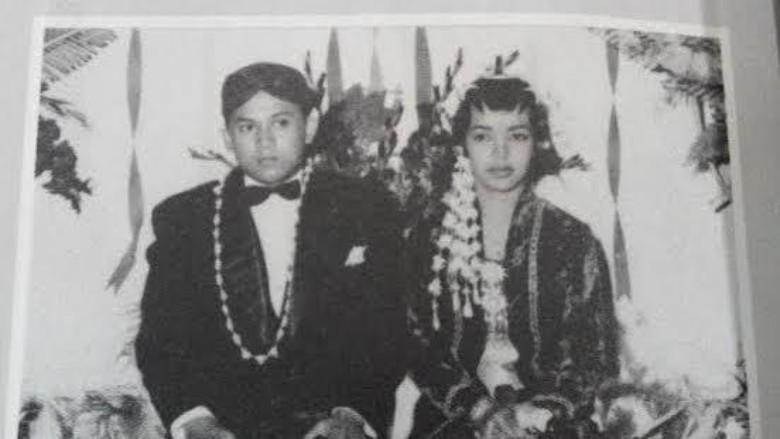 Kwikku, Kisah cinta yang abadi dan melegenda antara BJ Habibie dan Ainun