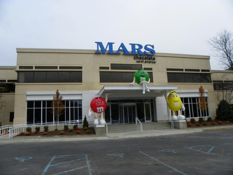 Kwikku, Mars