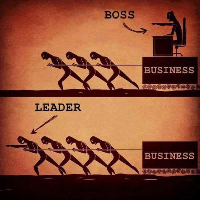 Kwikku, Pilih pemimpin bukan penguasa Karena penguasa hanya memerintah