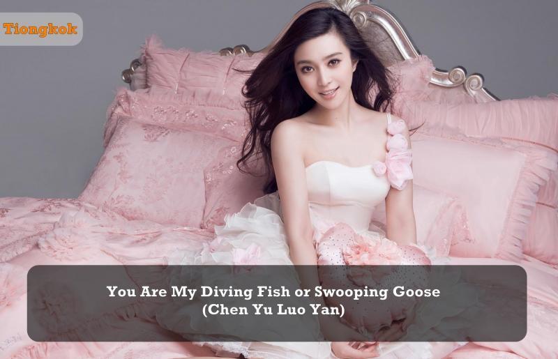 Kwikku, Ribet yah panggilan sayang di Tiongkok tapi romantis juga loh