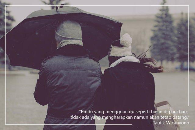 Kwikku, Seperti hujan di pagi hari tak diharapkan namun tetap datang