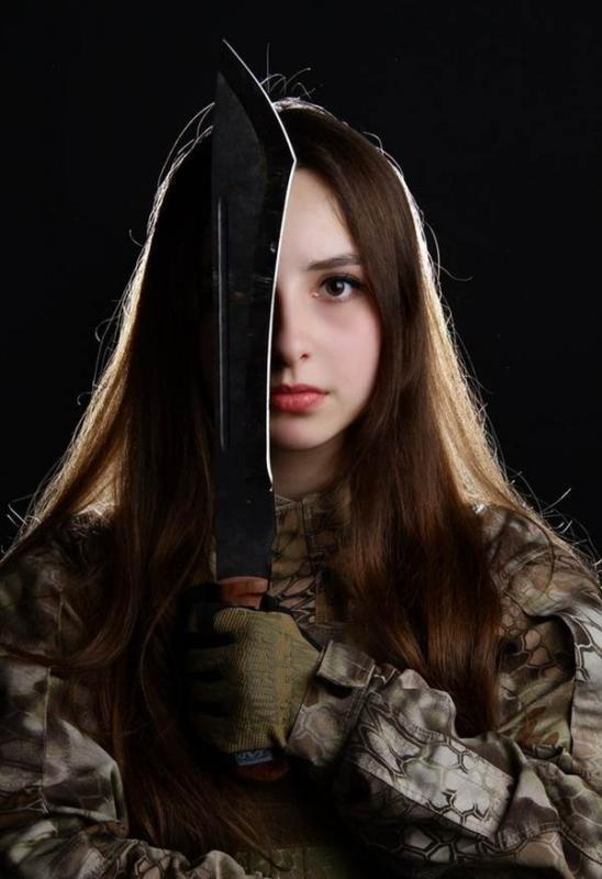 Kwikku, Paras yang terlalu cantik untuk seorang tentara