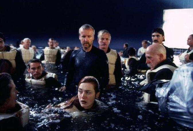 Kwikku, James Cameron ternyata juga ikut basahbasahan demi hasilkan film berkualitas