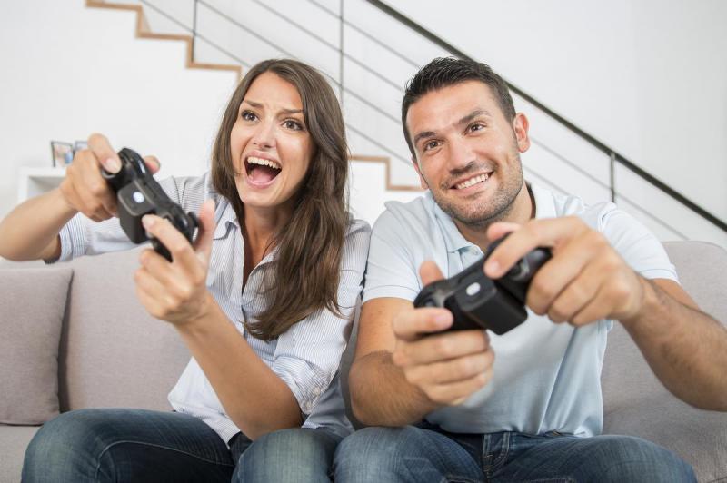 Kwikku, Ngegame bareng pasangan juga bisa menjadi kegiatan yang seru