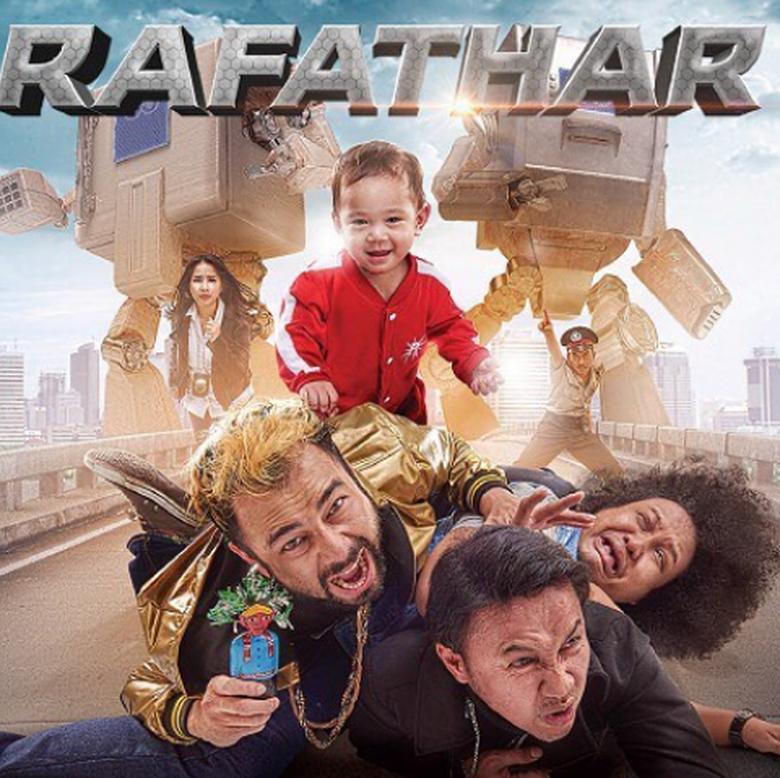 Kwikku, Rafathar