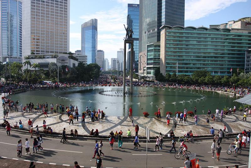 Kwikku, Jakarta Memiliki Jumlah Wanita Lebih Banyak dari Pria