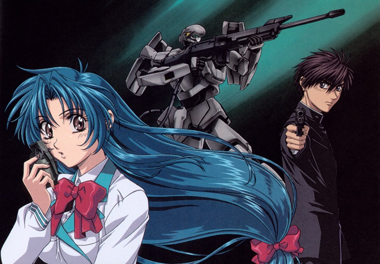 Kwikku, Full Metal Panic