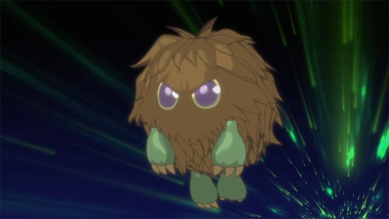 Kwikku, Kuriboh YuGiOh