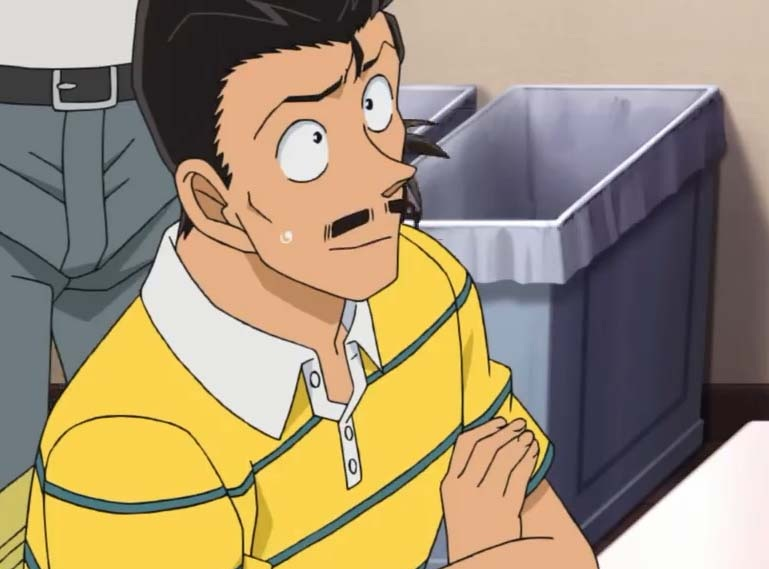 Kwikku, Conan in the Locked Room