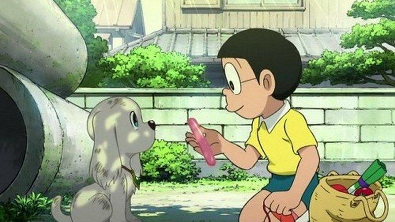 Kwikku, Nobita Nobi  Doraemon