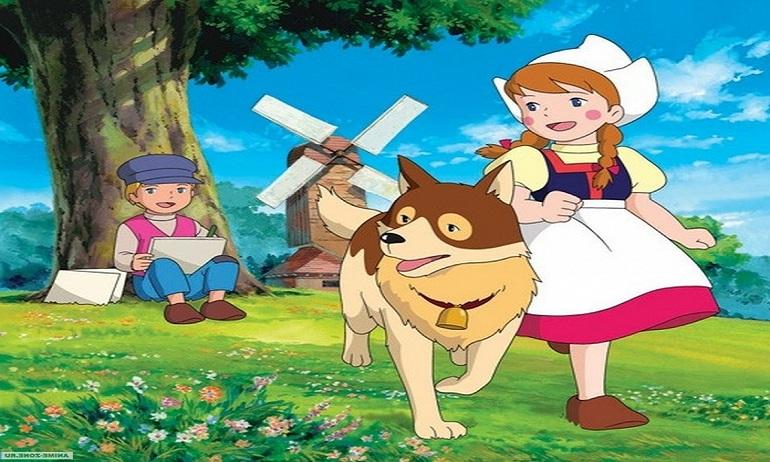 Kwikku, A Dog of Flanders