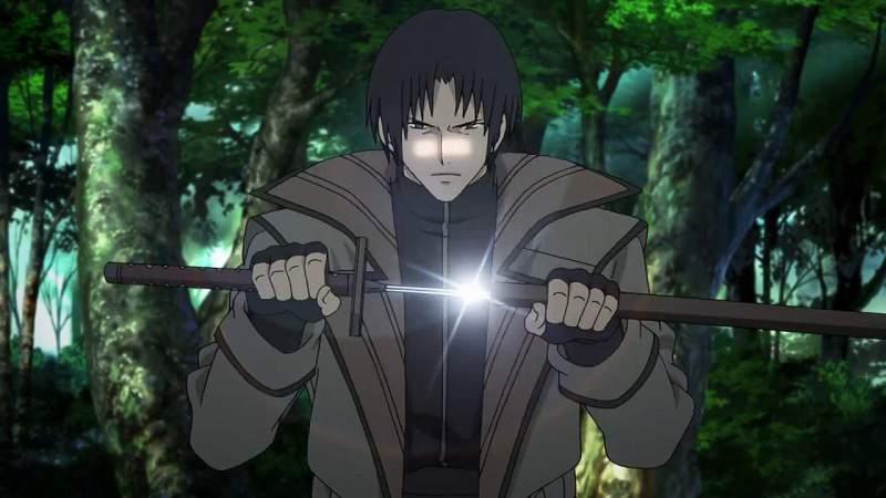 Kwikku, Aoshi Shinomori