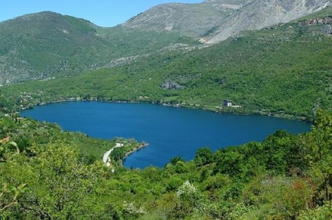 Kwikku, Lago di Scanno Italia