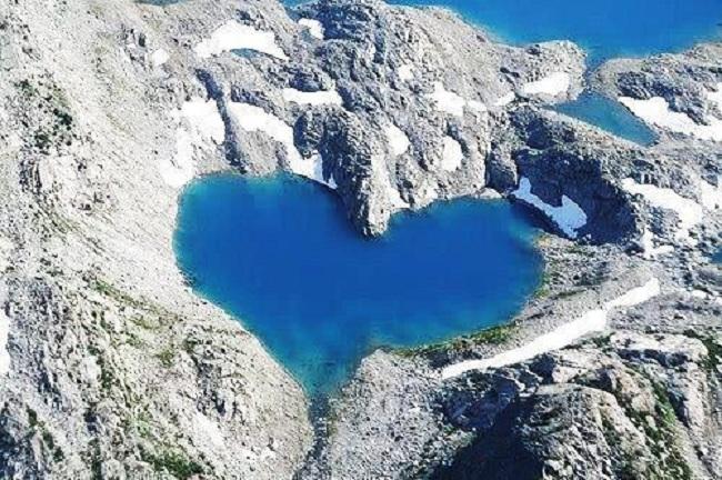 Kwikku, Danau Shimsal Pakistan