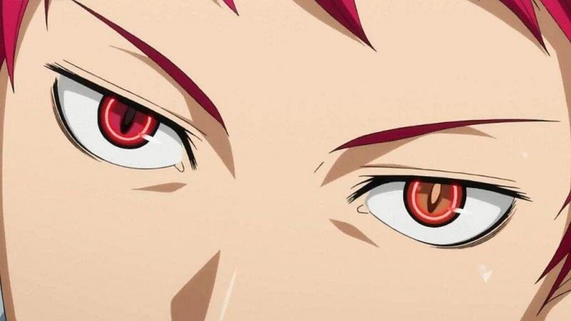 Kwikku, Seijuurou Akashi Emperor Eye