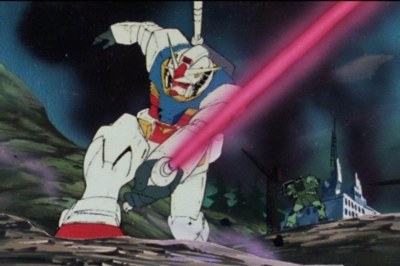 Kwikku, Mobile Suit Gundam