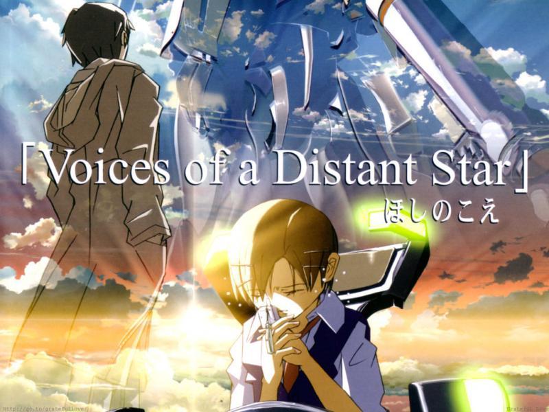 Kwikku, Voice of Distant Star Hoshi no Koe