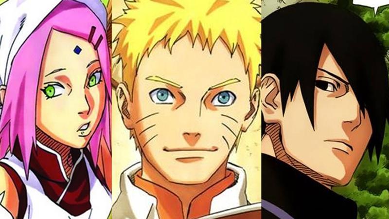Kwikku, Naruto