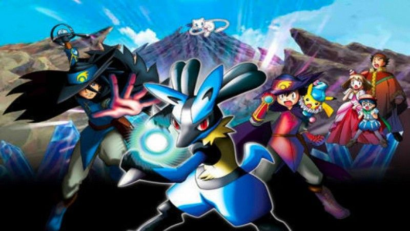 Kwikku, Pokemon Lucario and The Mystery of Mew