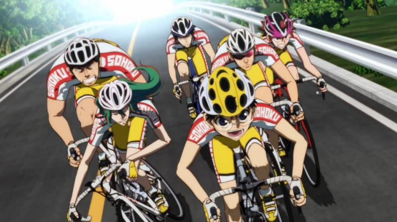 Kwikku, Yowamushi Pedal