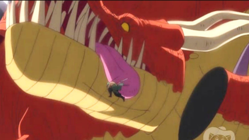 Kwikku, Orang kedua yang membunuh naga