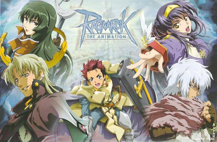 Kwikku, Ragnarok the Animation