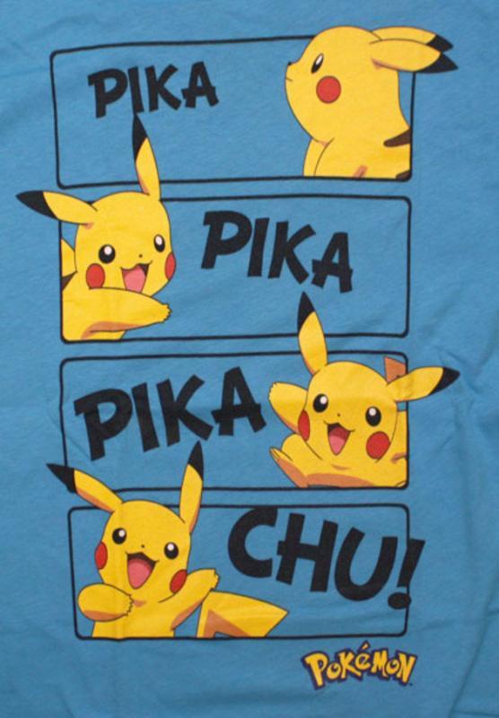 Kwikku, Nama Pikachu