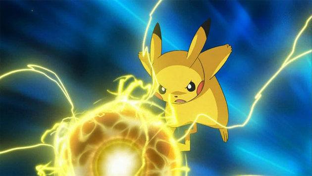 Kwikku, Pikachu Pokemon imba