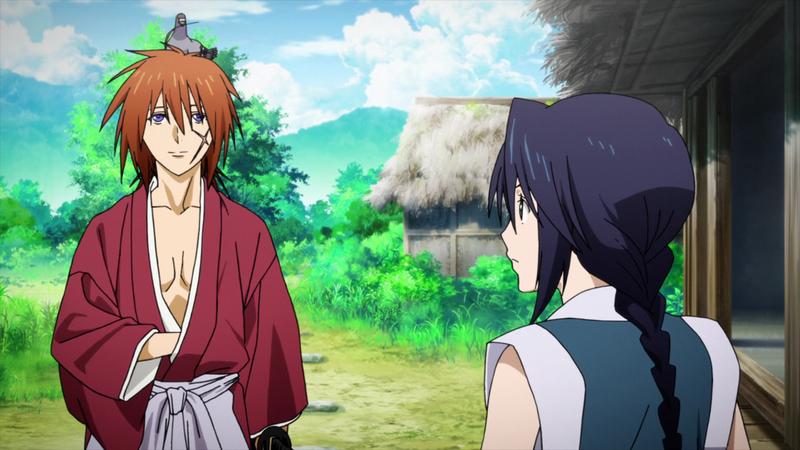 Kwikku, Nama asli Kenshin Himura