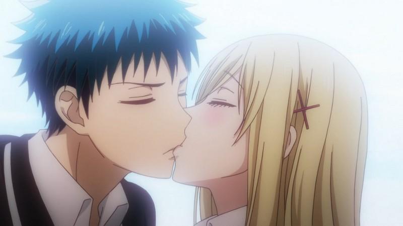 Kwikku, Ciuman Mematikan