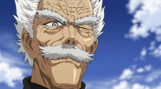Kwikku, Bang alias Silverfang One Punch Man   tahun