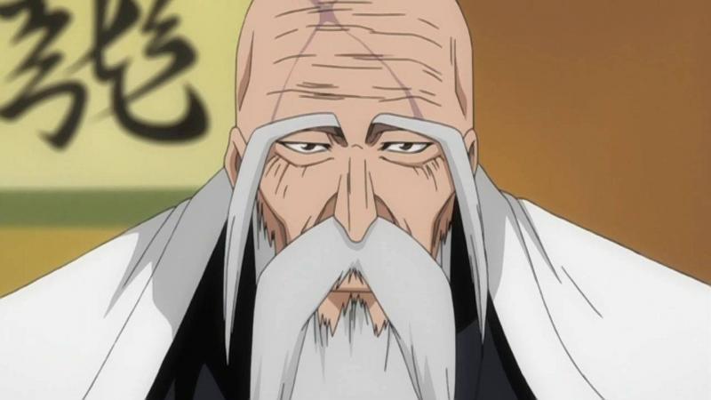 Kwikku, Genryuusai Yamamoto Bleach   ribu tahun atau lebih