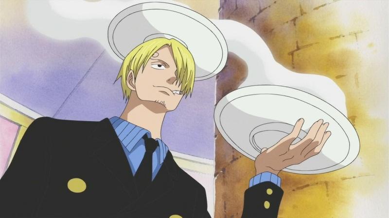 Kwikku, Sanji One Piece