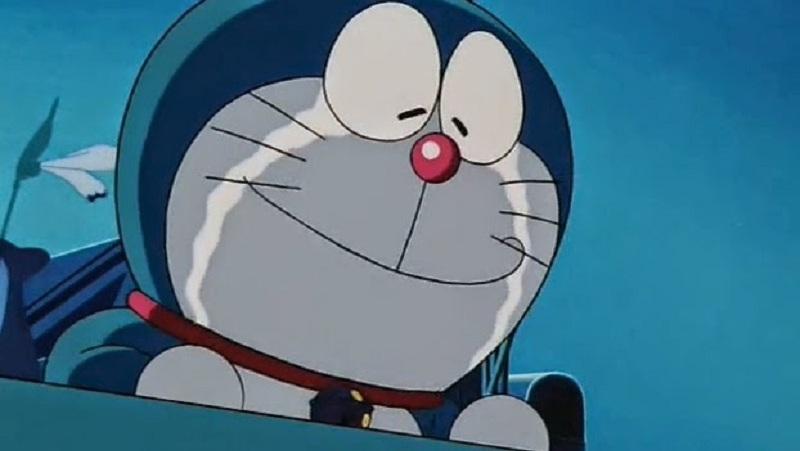 Kwikku, Doraemon kurang efektif dalam membimbing