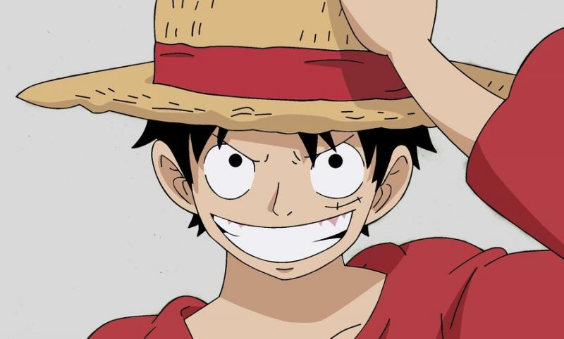 Kwikku, Monkey D Luffy