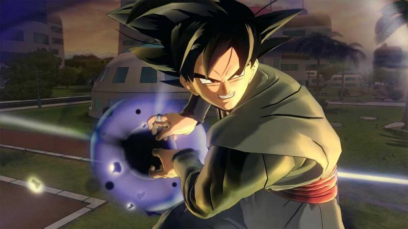 Kwikku, Goku Black