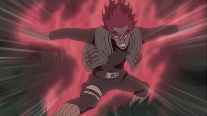 Kwikku, Might Guy Naruto