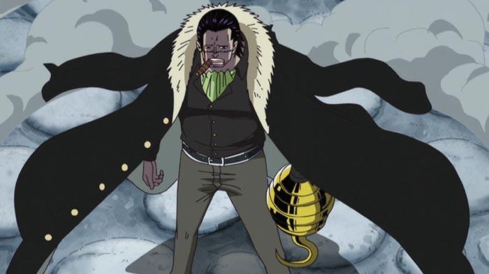 Kwikku, Crocodile One Piece