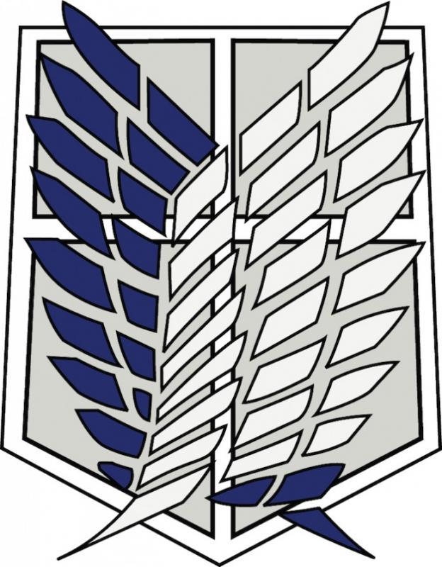 Kwikku, Logo Survey Corps