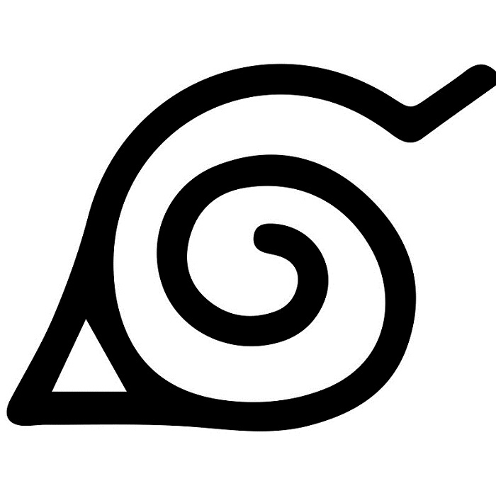 Kwikku, Simbol Konoha